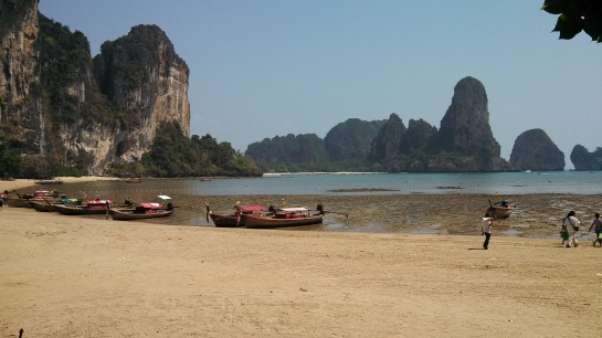 Krabi is a good lookin' place.